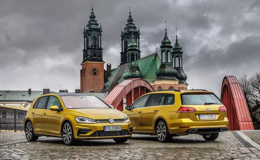 Volkswagen dzięki 20-procentowemu wzrostowi liczby rejestracji nowych aut w ciągu sześciu miesięcy powiększył udział w polskim rynku do niemal 10 proc.