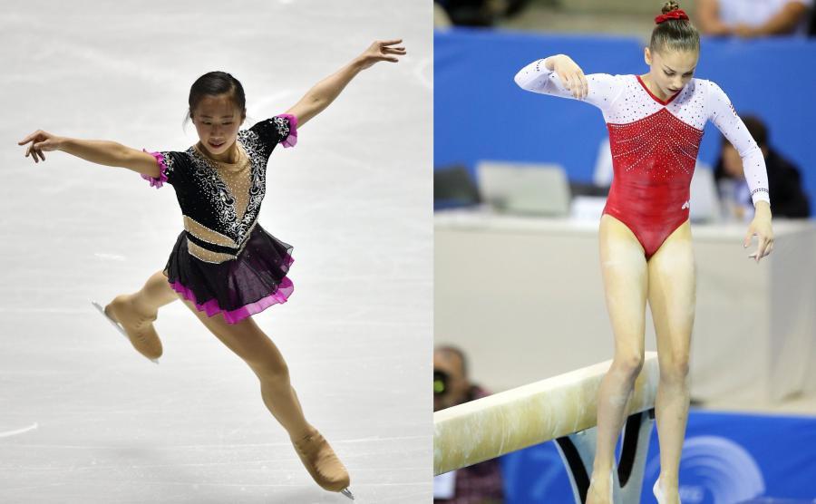 Li Xiangning i Noemi Jakab
