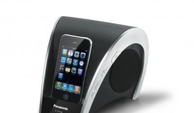 Zamień iPhone'a w wieżę stereo