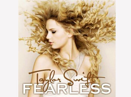 Słodkie \'\'Fearless\'\' Taylor Swift. Zbyt