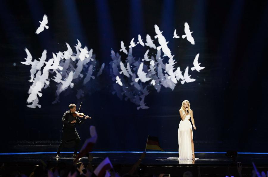 Kasia Moś w finale Eurowizji