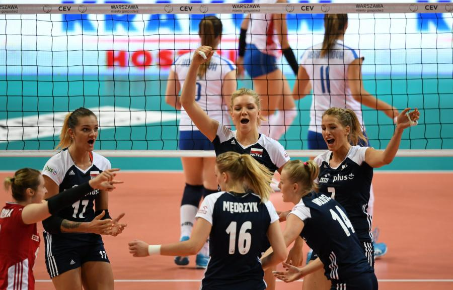 Polki cieszą się z punktu podczas meczu ze Słowacją