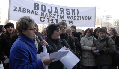 """Żony górników z """"Budryka"""" przyjęła Maria Kaczyńska"""