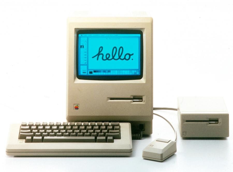 Mac ma 25 lat