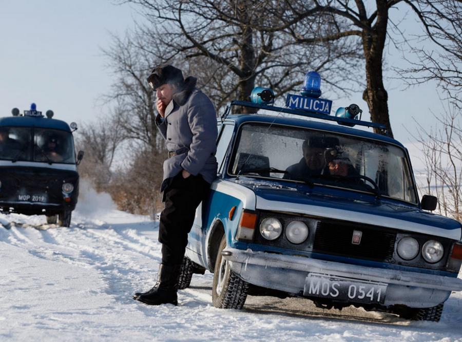 Bartłomiej Topa w filmie \