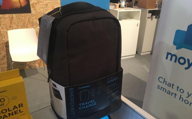 IFA - Plecak z ładowarką