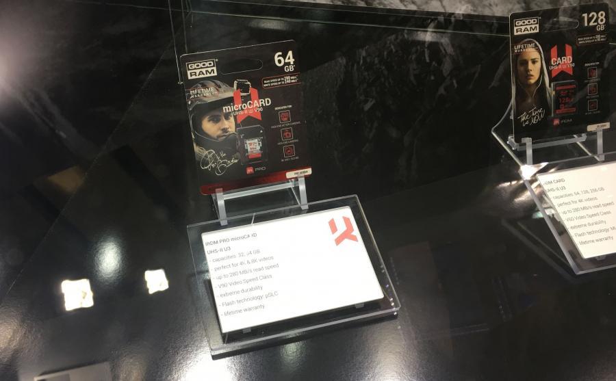 Karta MicroSD GoodRam
