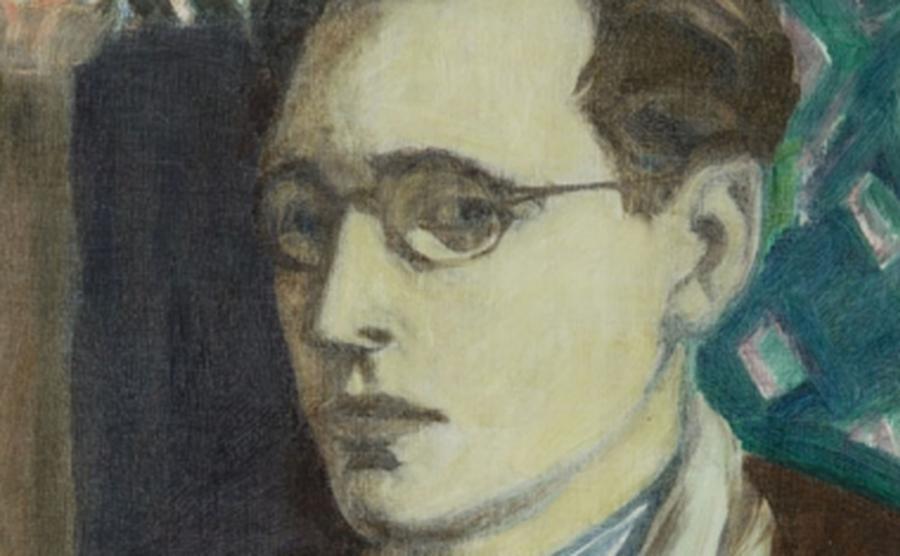 Autoportret - Wróblewski
