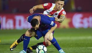 Bernardo Espinosa i Leo Messi