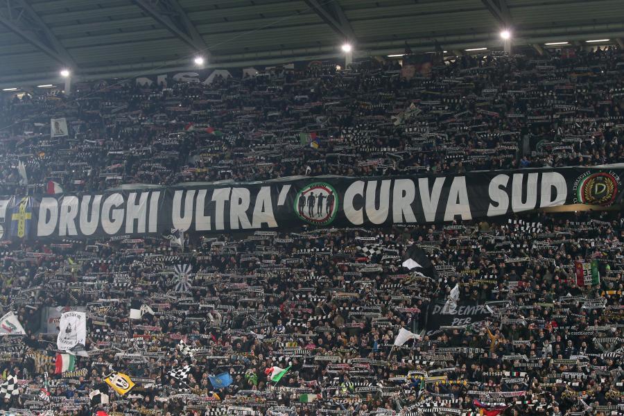 Kibice Juventusu Turyn