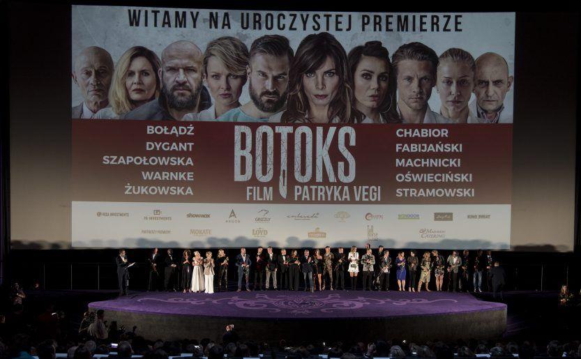 "Uroczysta premiera filmu ""Botoks"""