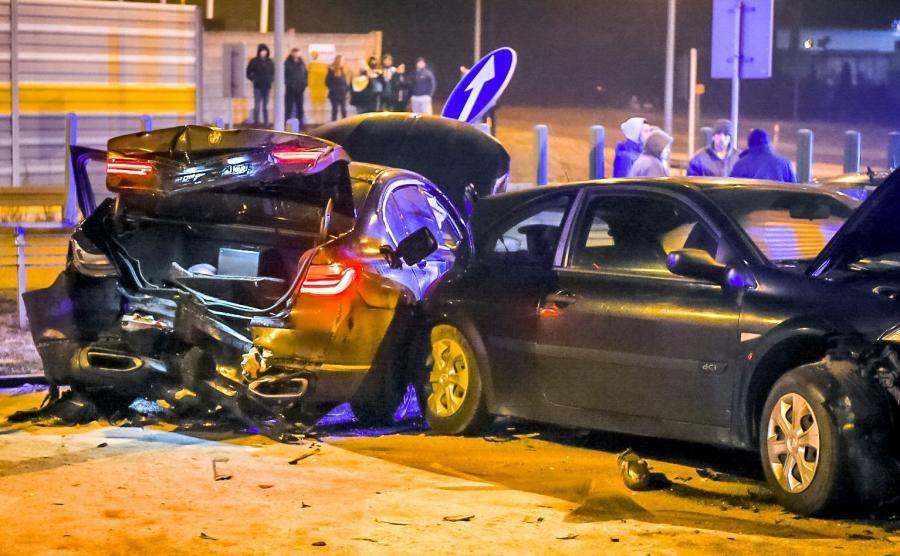 Kierowca żandarmerii wojskowej nie stawił się w prokuraturze ws. wypadku z szefem MON