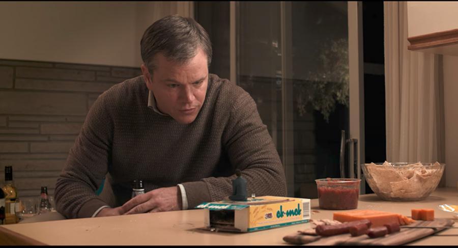 Matt Damon w flmie \'Pomniejszenie\