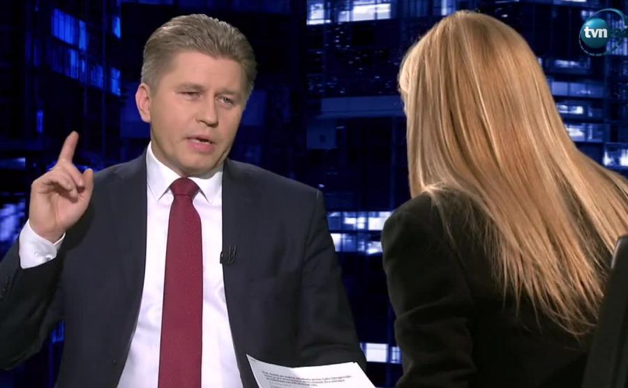Prof. Marcin Matczak w \