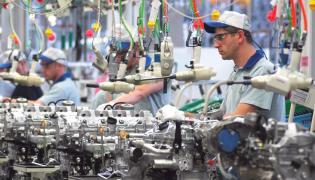 Toyota rozpocznie w Polsce produkcję silnika 1,5 l do napędów hybrydowych w oparciu o platformę TNGA