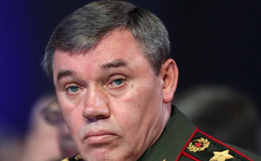 Generał Walerij Gierasimow