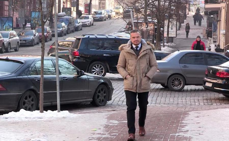 Sławomir Nowak w Kijowie