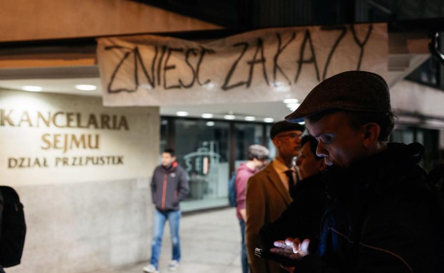 Protest Obywateli RP