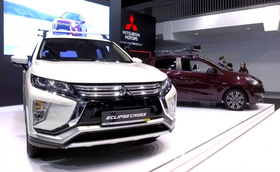 Mitsubishi Eclipse Cross i Space Star