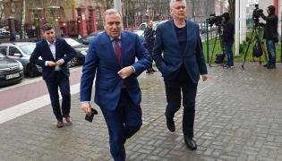 Jan Grabiec, Grzegorz Schetyna, Tomasz Siemoniak