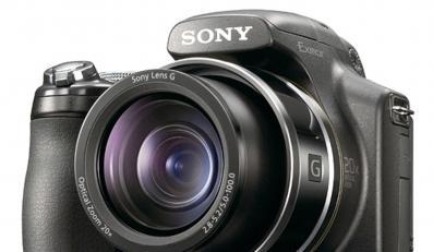 Oto Sony z 20-krotnym zoomem