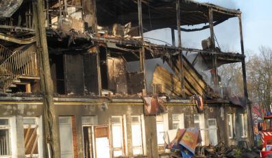 Rzeczoznawca: Ten hotel nie był pod nadzorem straży