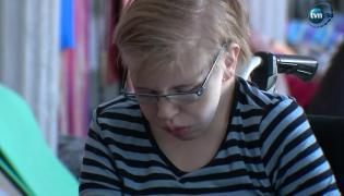 Rodzice osób niepełnosprawnych protestują w Sejmie