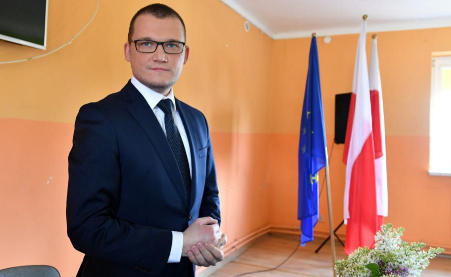 Sekretarz stanu w MSWiA Paweł Szefernaker