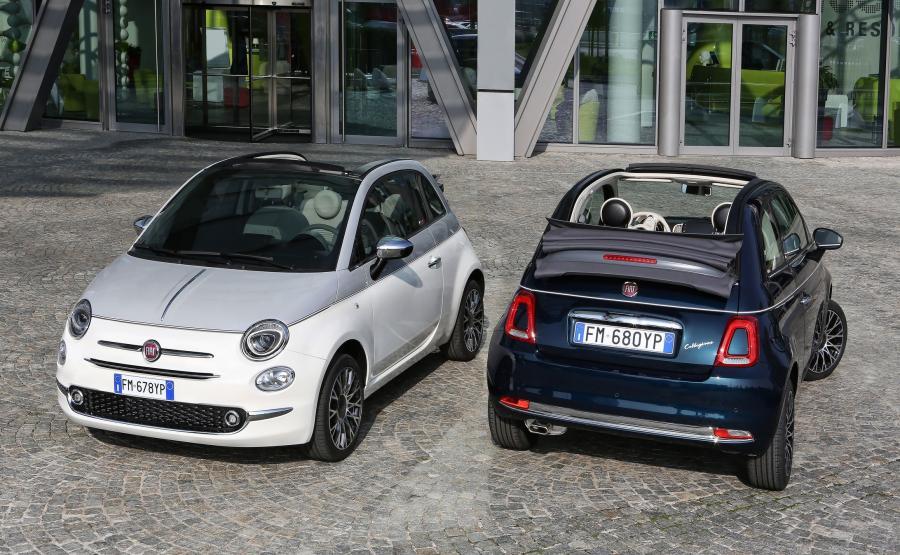 Fiat 500 Collezione. Aż 99 proc. pojazdów z Tychów trafiło na eksport. Między innymi dzięki temu FCA Poland zajmuje drugie miejsce na liście największych eksporterów w Polsce, a pierwsze miejsce w eksporcie sektora automotive. Wartość eksportu FCA Poland od początku produkcji modelu 500 sięgnęła ponad 63,5 mld zł