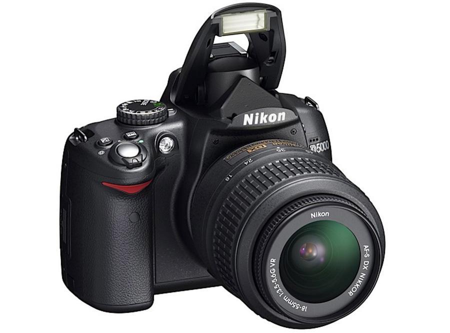 Wiosenna nowość od Nikona - D5000