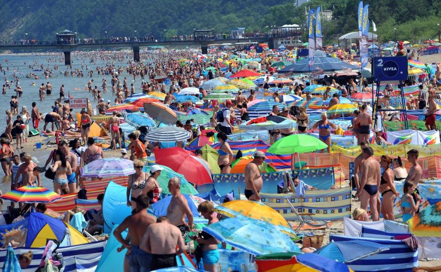 Polska plaża