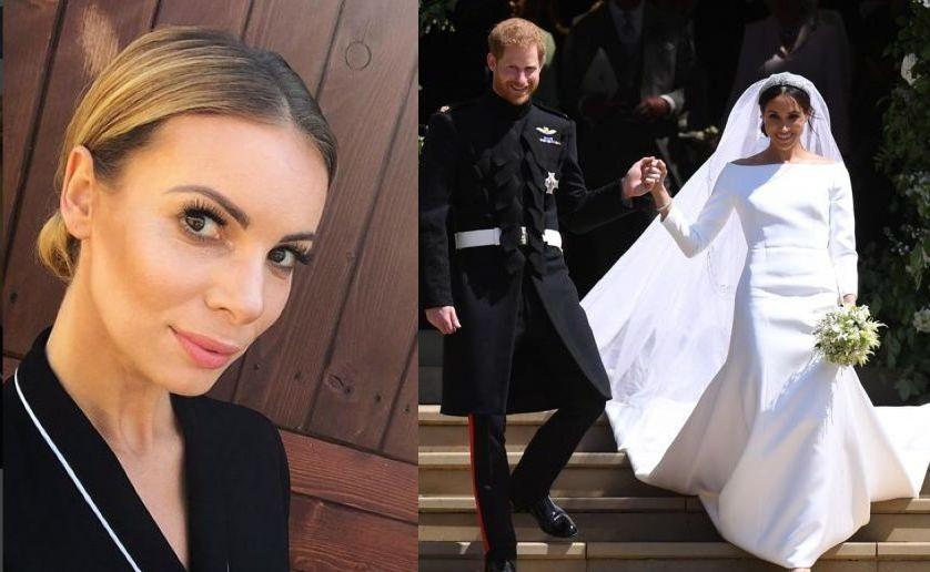 Janachowska Ostro Skrytykowała ślubną Suknię Księżnej Meghan źle