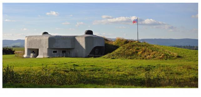 Kraliky, Muzeum fortyfikacji czechosłowackich. Fot. Ladislav Renner