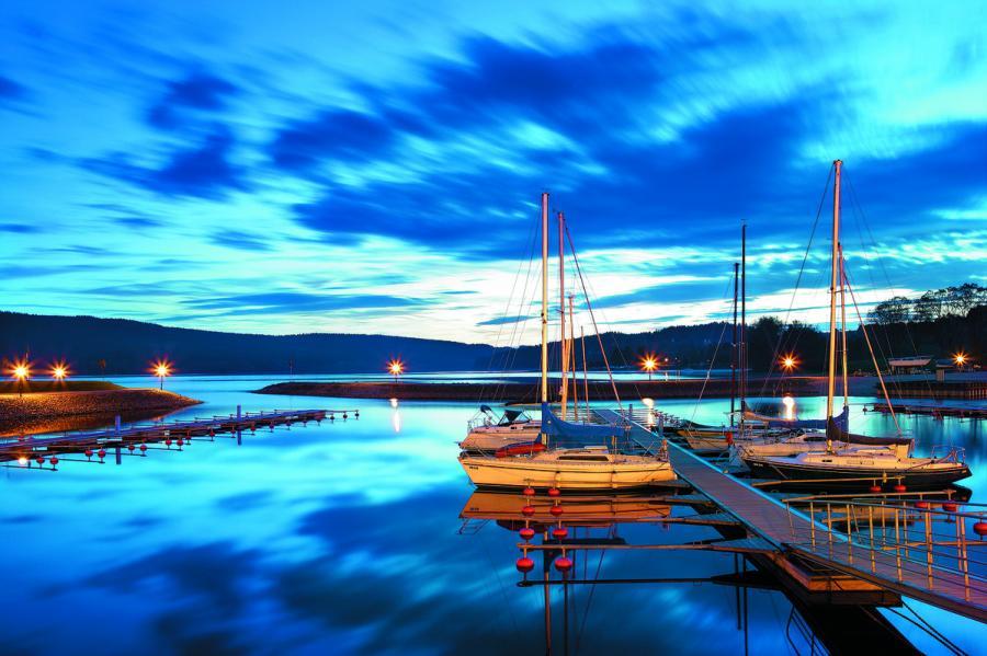 Jezioro Lipno. fot. Libor Sváček