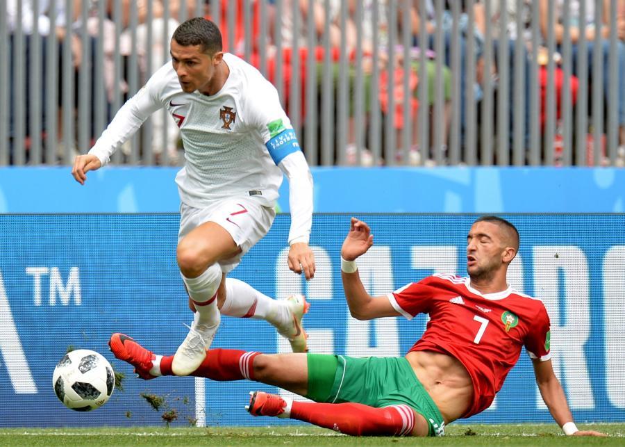 Portugalia - Maroko