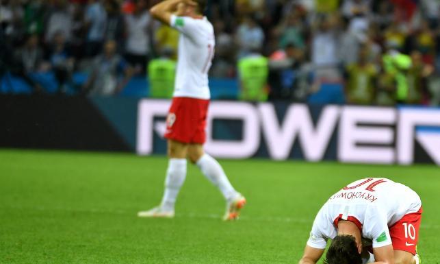 Do domu! Klęska w meczu z Kolumbią. Mundial dla nas się kończy. Z Japonią zagramy o honor