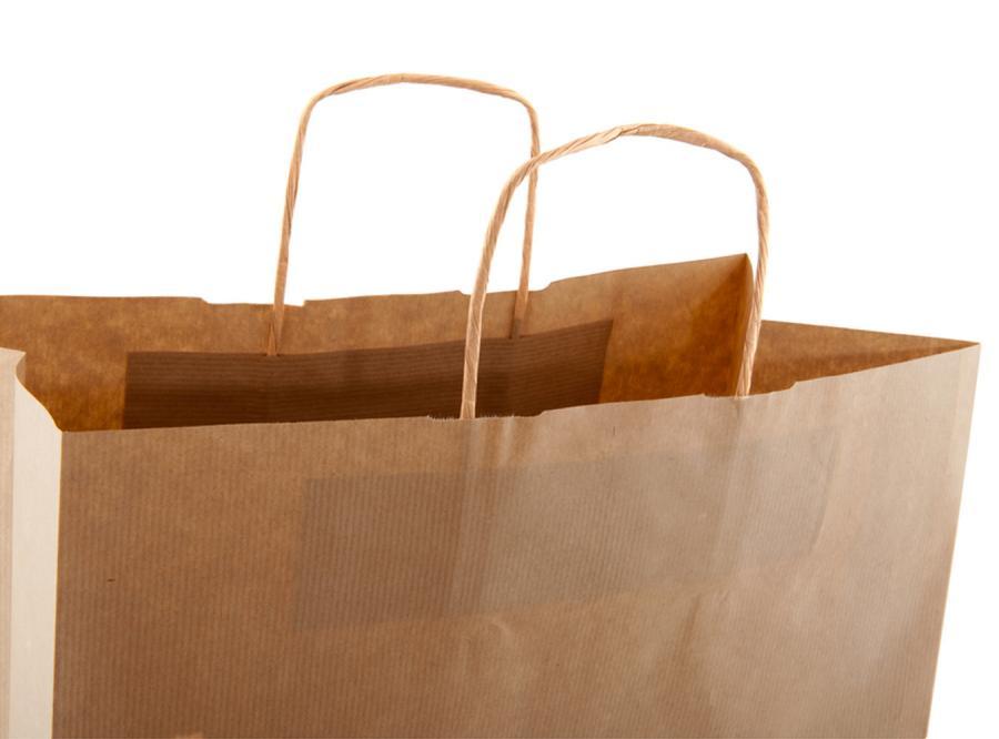 Urzędnicy idą na wojnę z papierową torbą