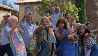 "Kadr z filmu ""Mamma Mia: Here We Go Again"""