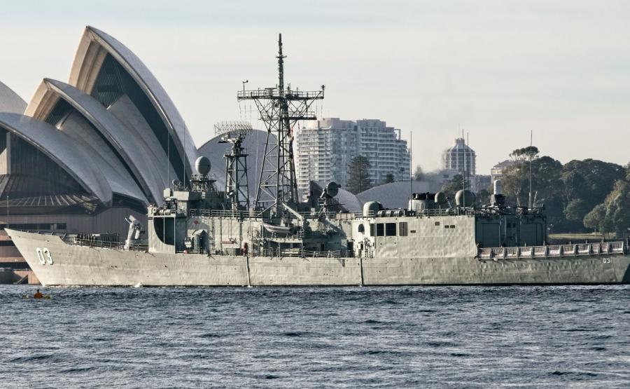 fregata klasy Adelaide