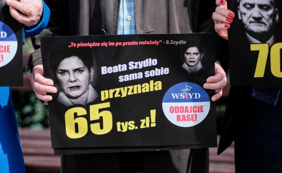 Kampania pt. Konwój wstydu