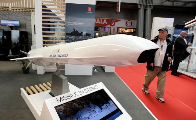 Pocisk Naval Strike Missile