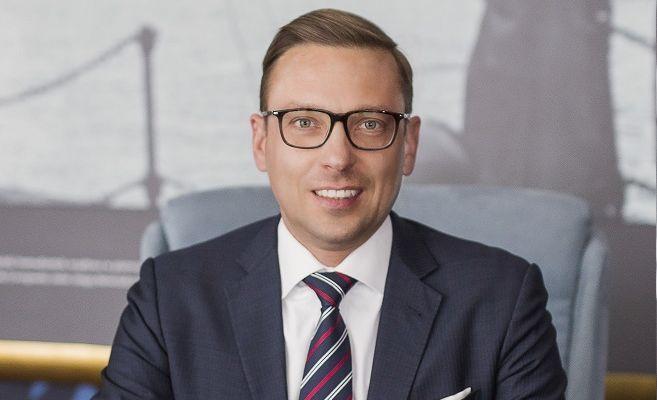 Piotr Wawrzyniak Dyrektor Departamentu Private Banking w Noble Bank