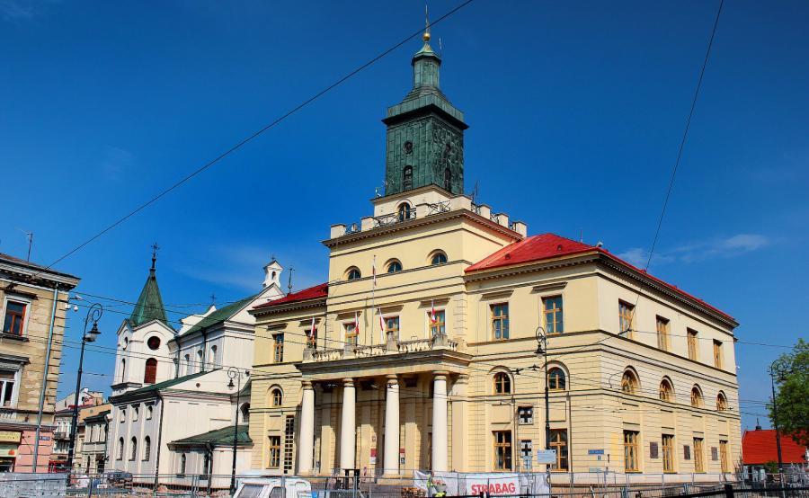 Lublin, ratusz