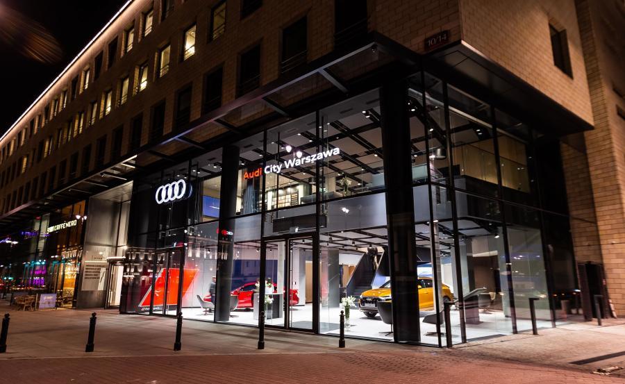 Audi City Warszawa