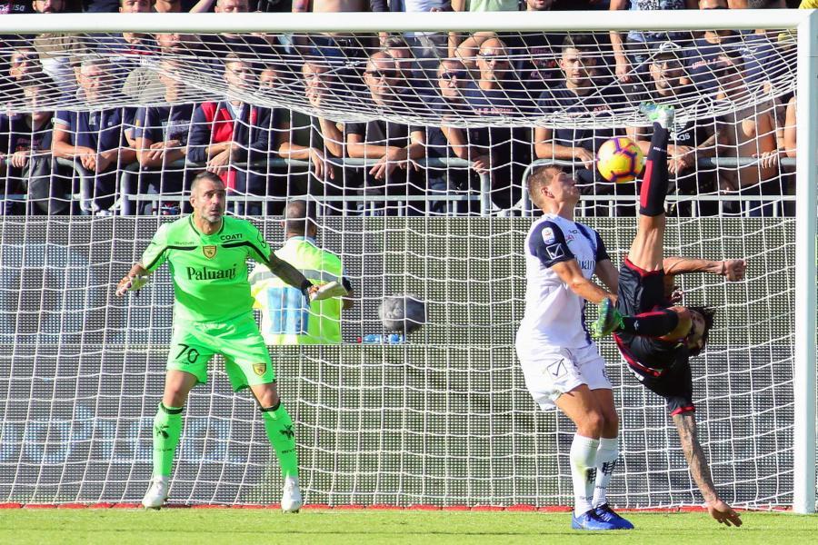Cagliari Calcio - Chievo Verona
