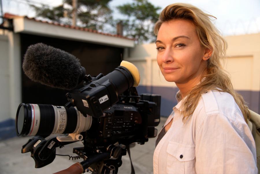 Martyna Wojciechowska \