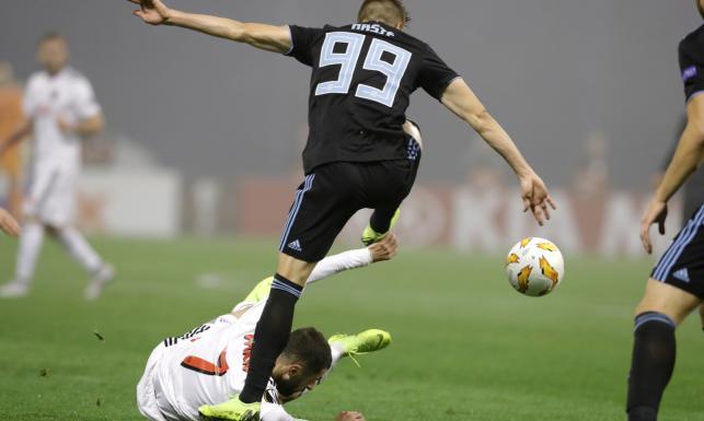 Liga Europejska: Awans drużyny Kądziora, 90 minut Rzeźniczaka, Piotrowski poza kadrą zespołu