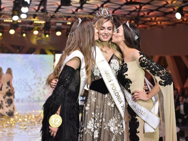 Miss Polonia 2018 Milena Sadowska