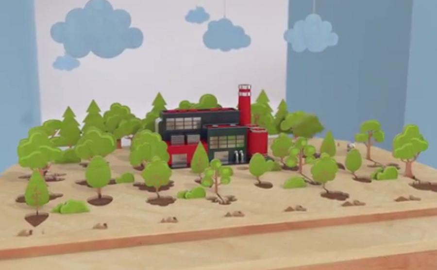 Screen z klipu promocyjnego na COP24