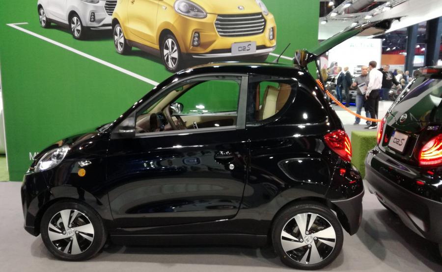 ZD D2S to najmniejszy i najtańszy samochód elektryczny w Polsce